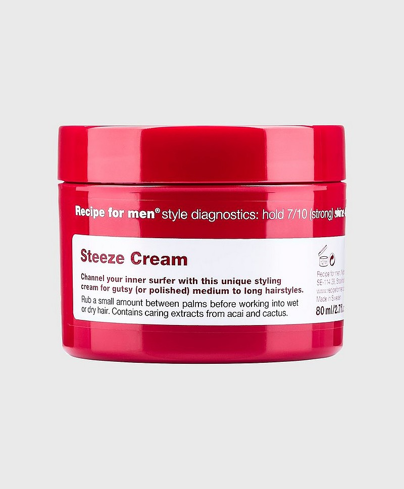 Hårvax Steeze Cream