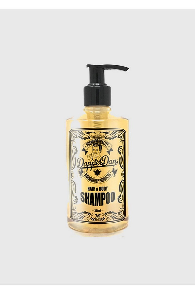 Hair & Body Shampoo 300ml