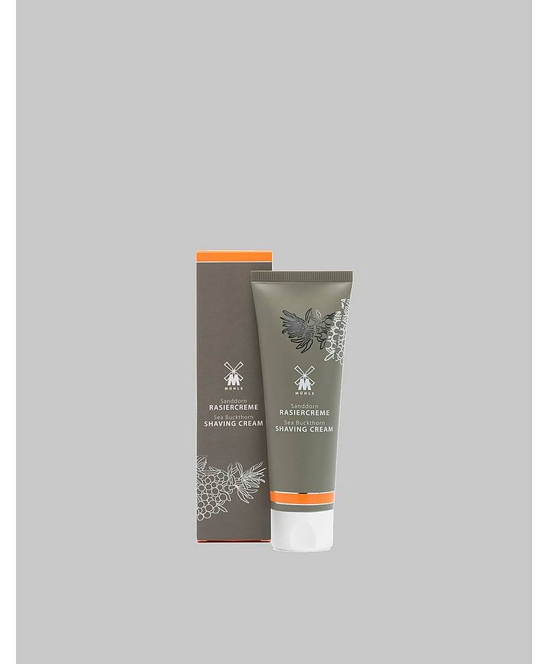 Shaving Cream Sea Buckthorn