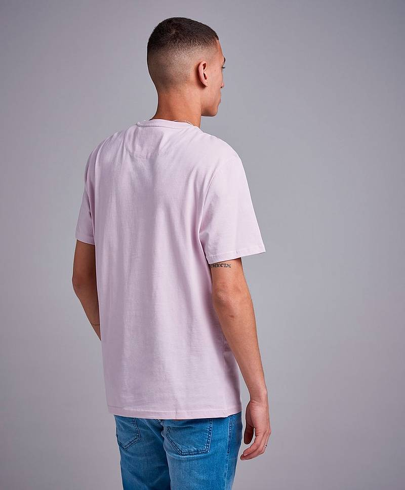 Plain Pocket T-shirt