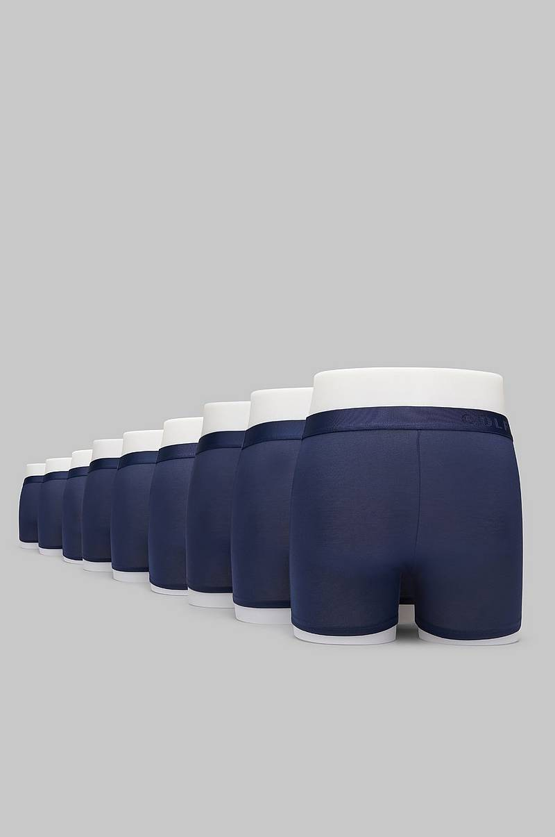 Alushousut 9-pack Boxer Brief