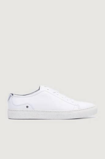 Sneaky Steve Tenley Sneaker Vit