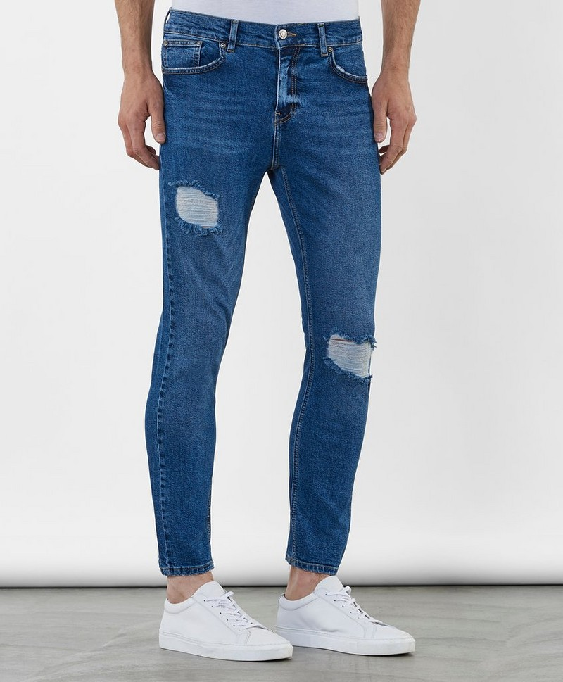 Jeans Ted Cropped