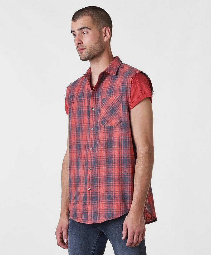 Perry Sleeveless Shirt