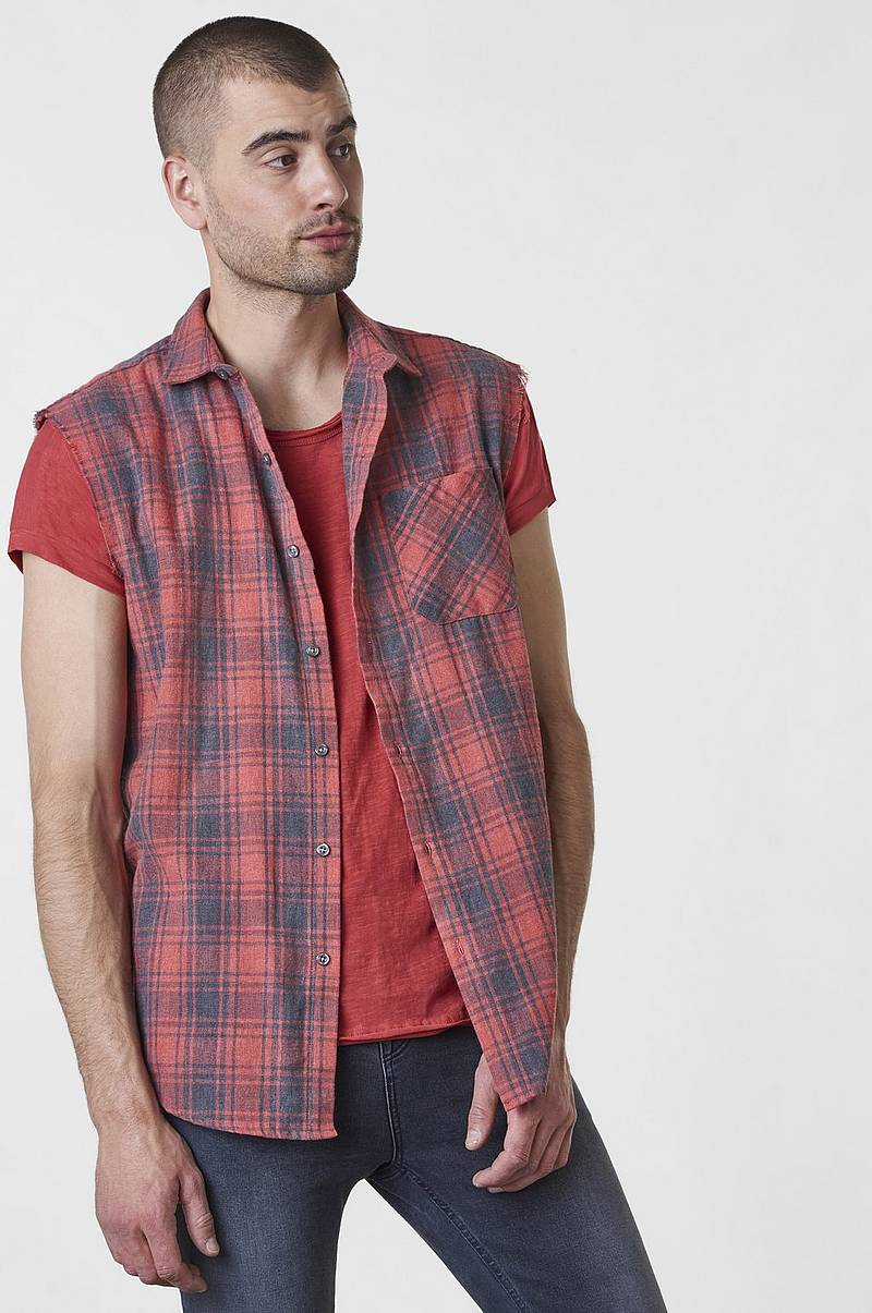 Skjorta Perry Sleeveless Shirt