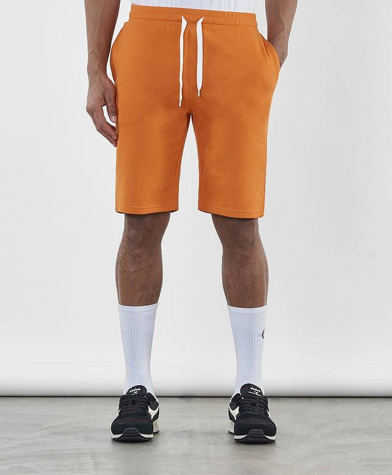 Shorts Travis Sweat Shorts Orange