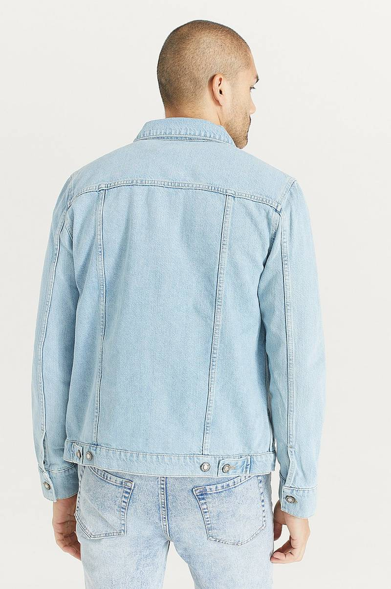 Jeansjakke Miller Denim Jacket