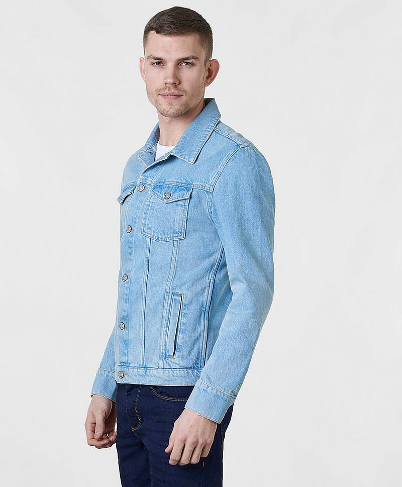 Jeansjacka Miller Denim Jacket