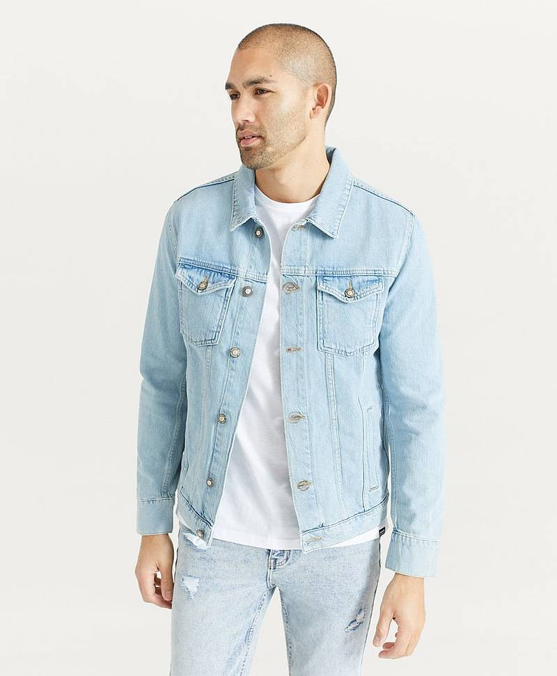 Denimjakke Miller Denim Jacket