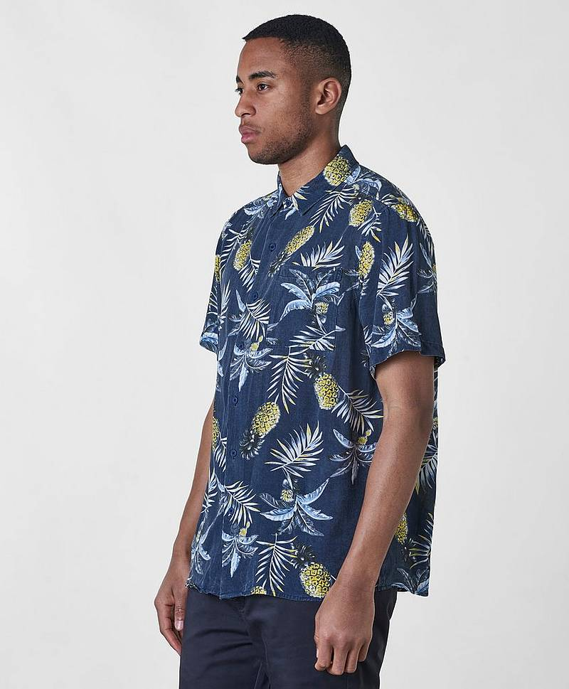Ridley Printed Short Sleeve Shirt