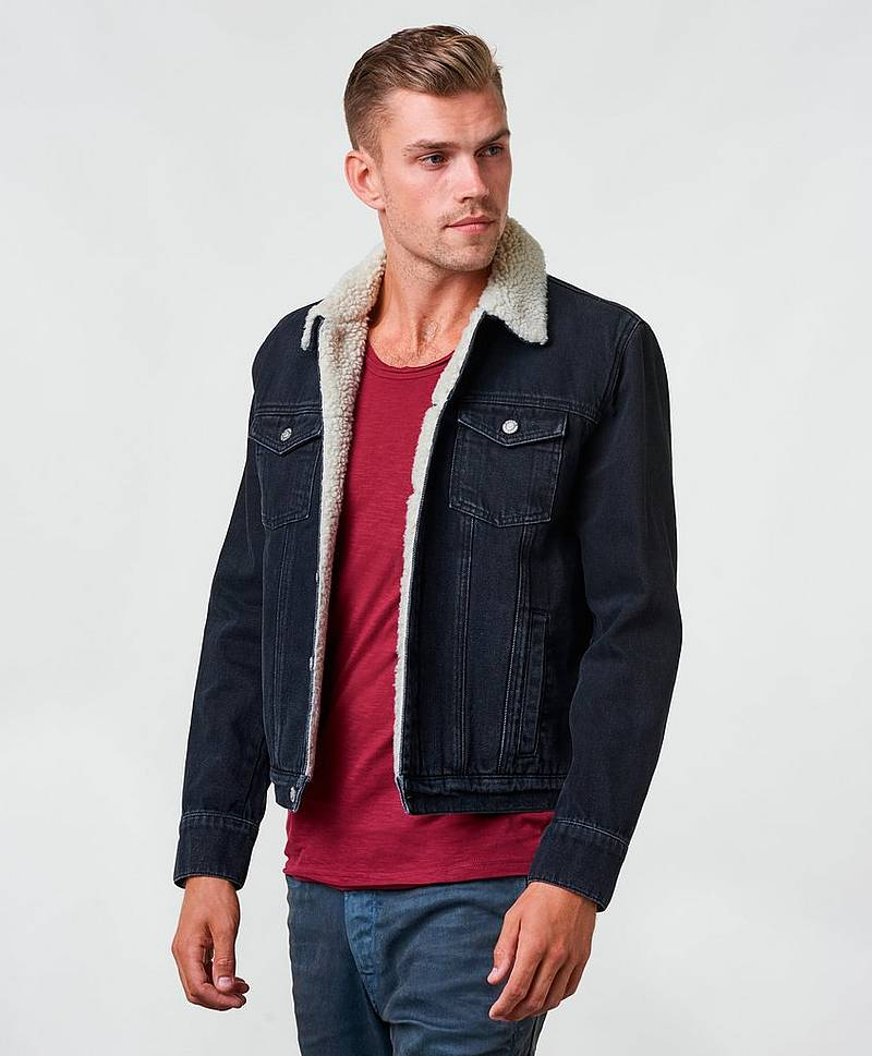 Ryan Denim Jacket Washed