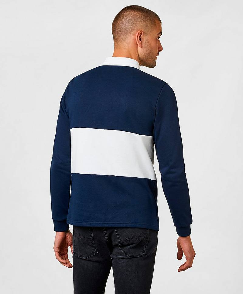 Pikétrøye Owen Rugby Sweater