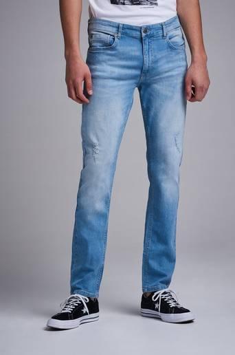 Bilde av Adrian Hammond Jeans Delta Regular Blå