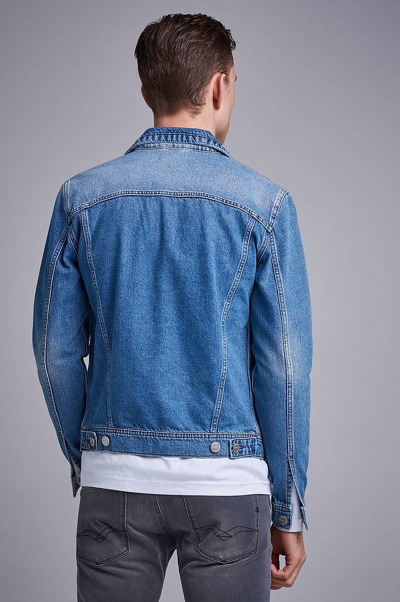 Dave Rigid denim Jacket
