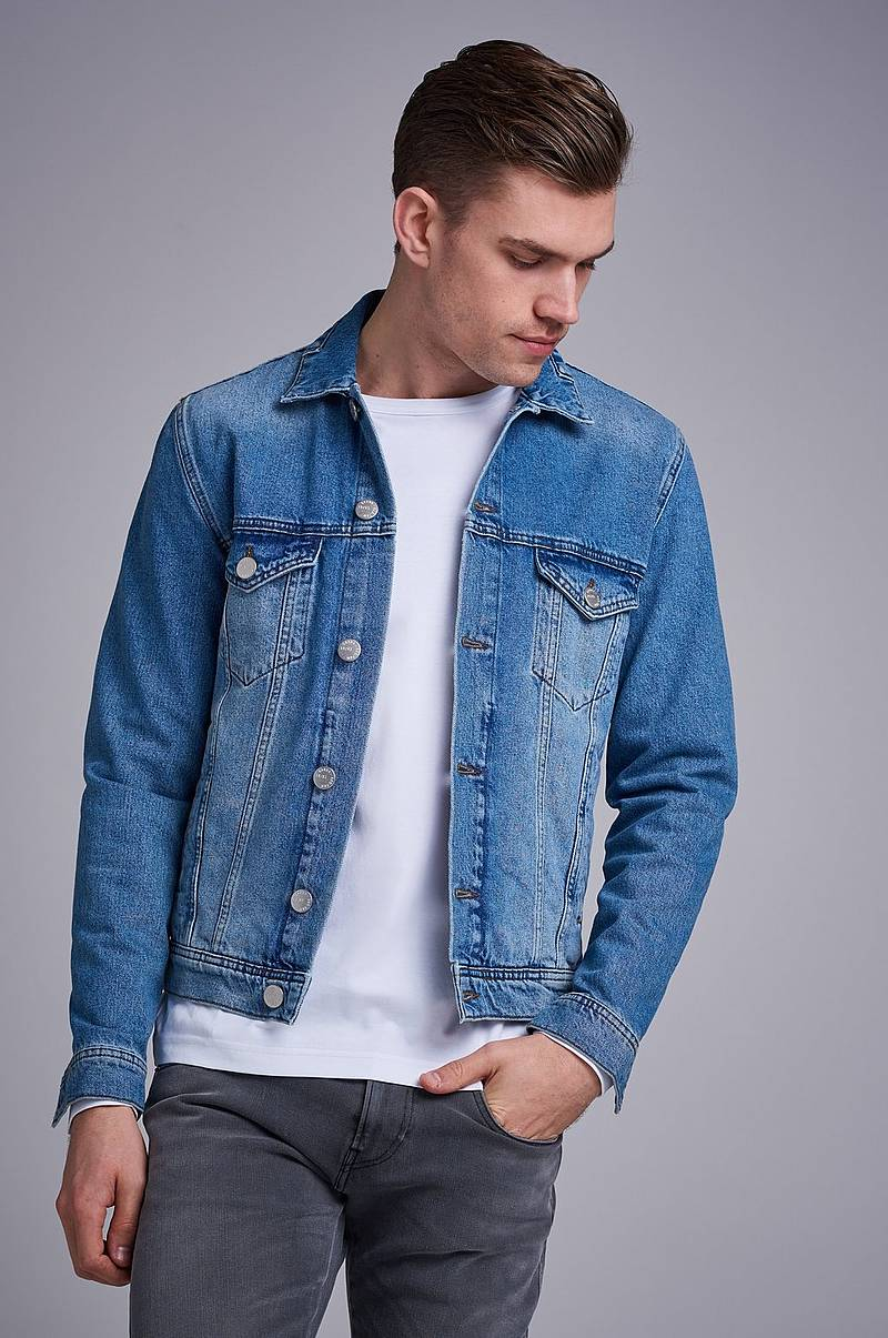 Farkkutakki Dave Rigid denim Jacket