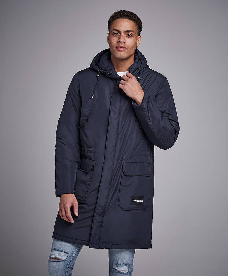 Light Weight Padded Parka