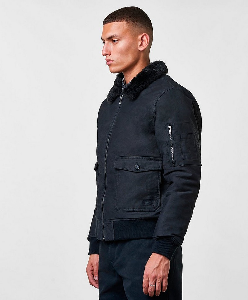 Hyland Flight Jacket