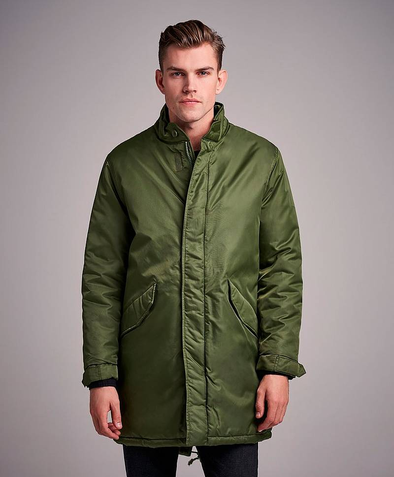 Finch Fishtail Parka