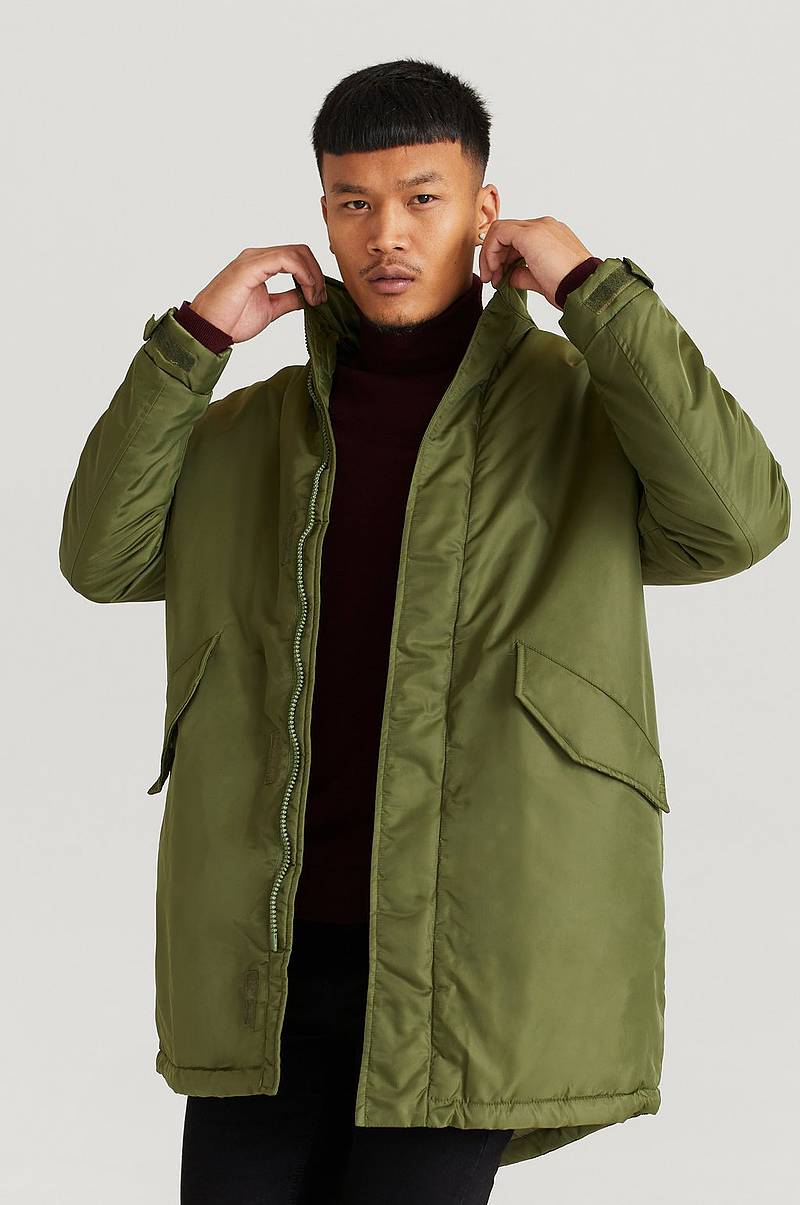 Parkas Finch Fishtail Parka