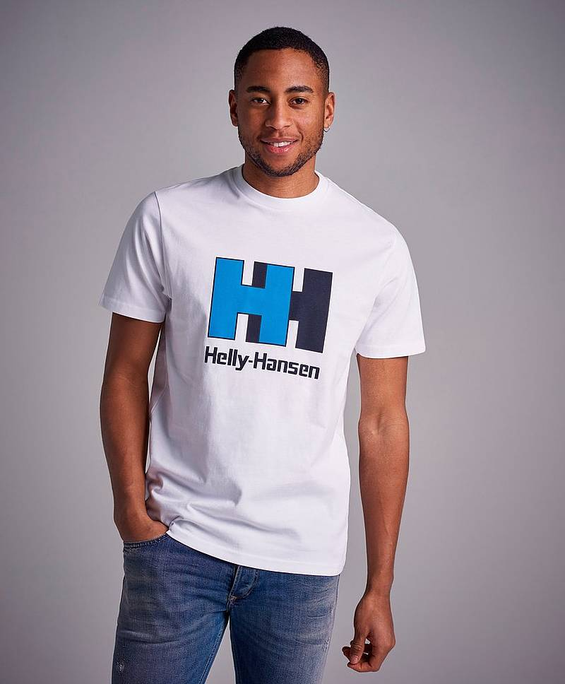 HH Logo T-shirt White