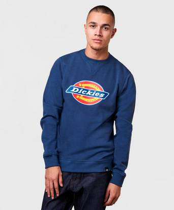Chloé B x NA-KD Straight Cropped Jeans - Blue