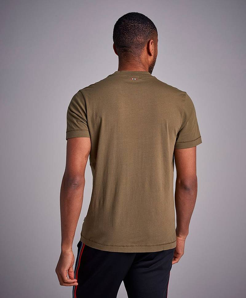 Sevora New Olive Green