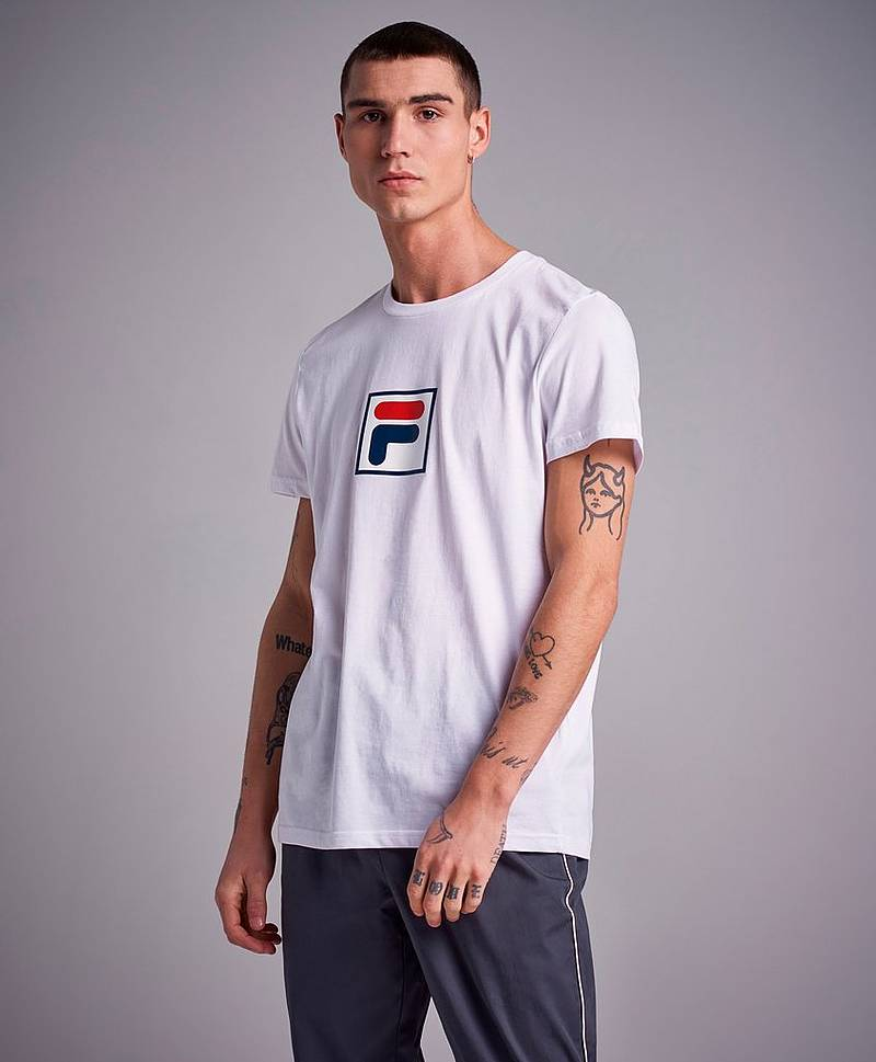 Evan 2.0 Tee SS Bright White