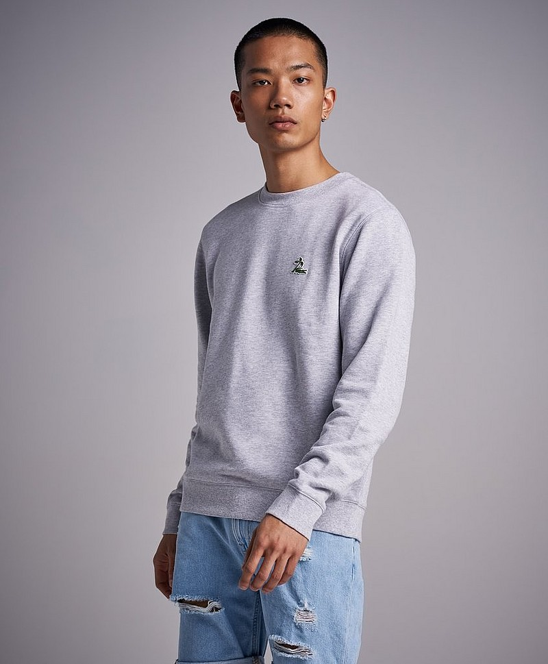 Palm Sweat CCA Grey Melange