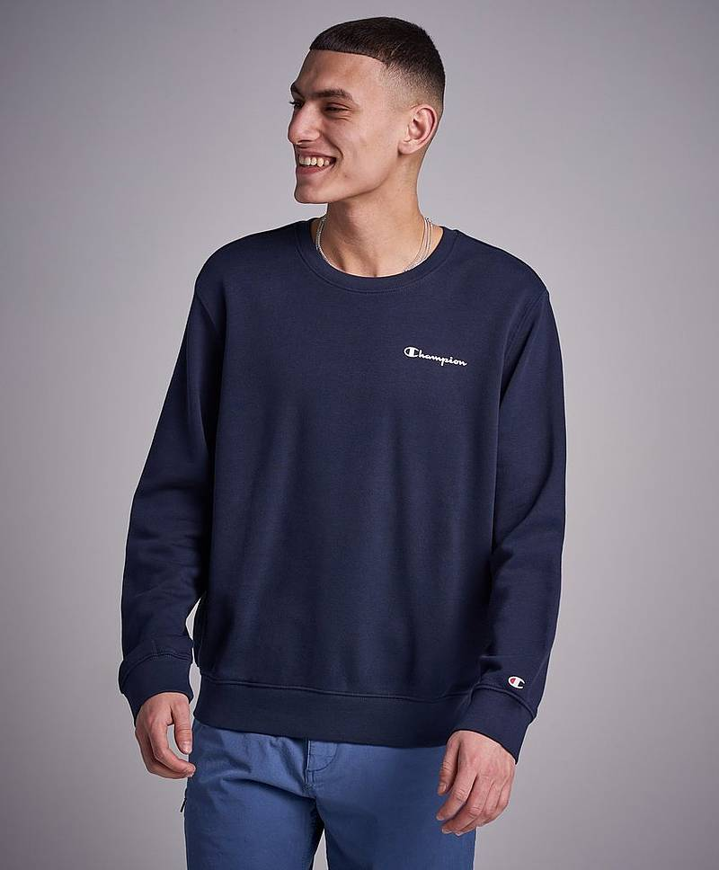 American Classic Small Logo Sweat Navy