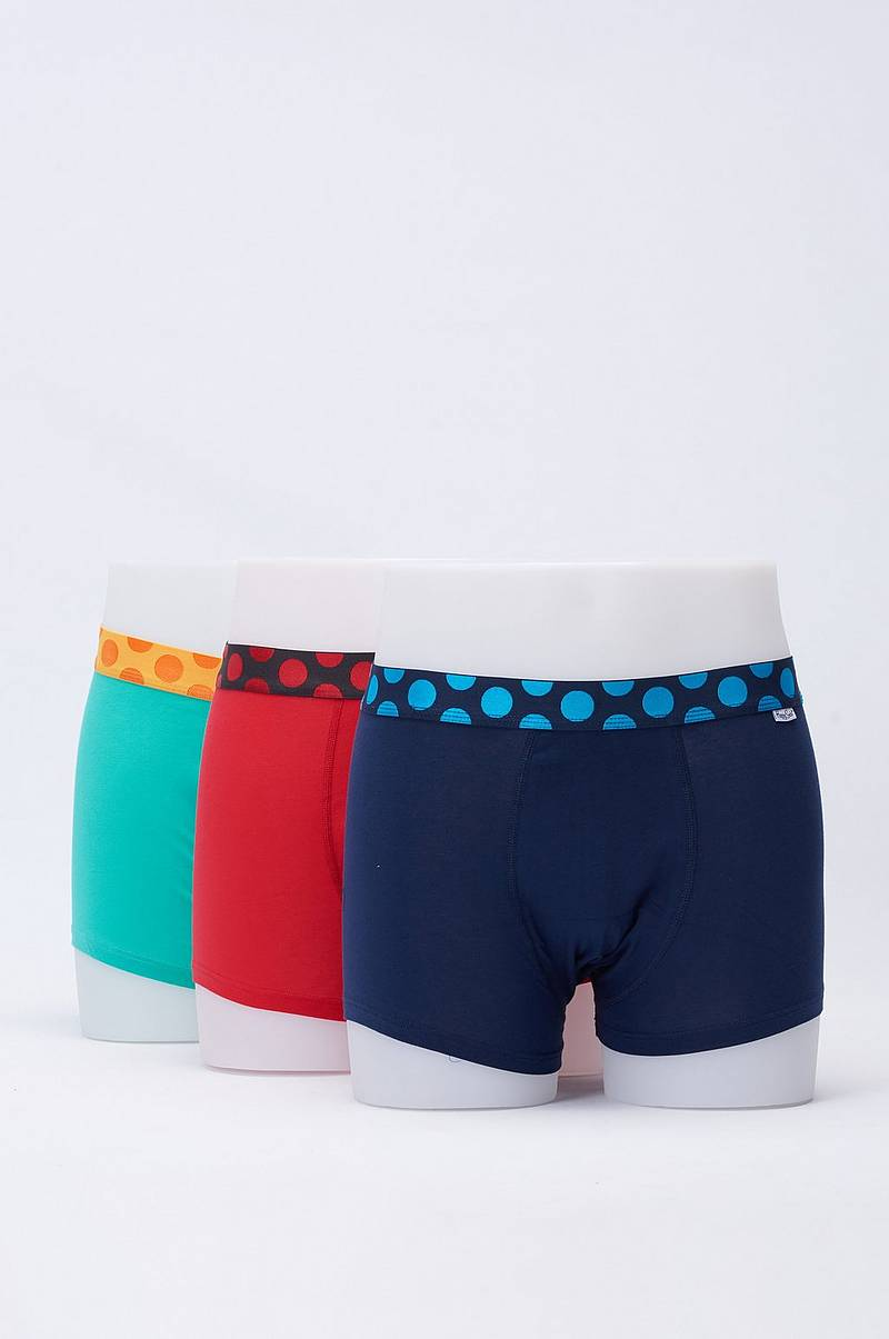 Underbukser Solid 3-pack Trunk 9000
