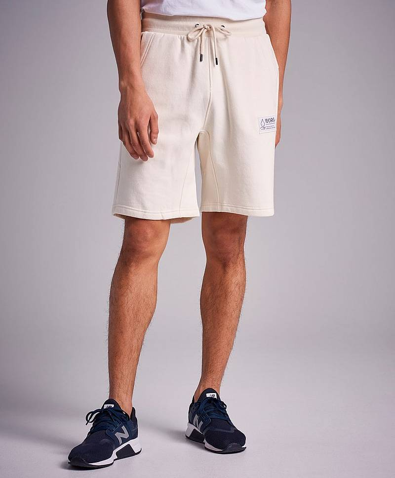 BB Centre Shorts Greige