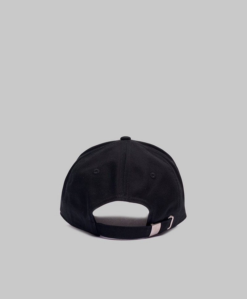 Caps 6 Panel Cap Black