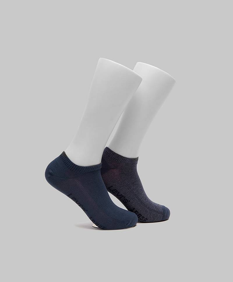 2-pack Low Cut Sock 884 Black