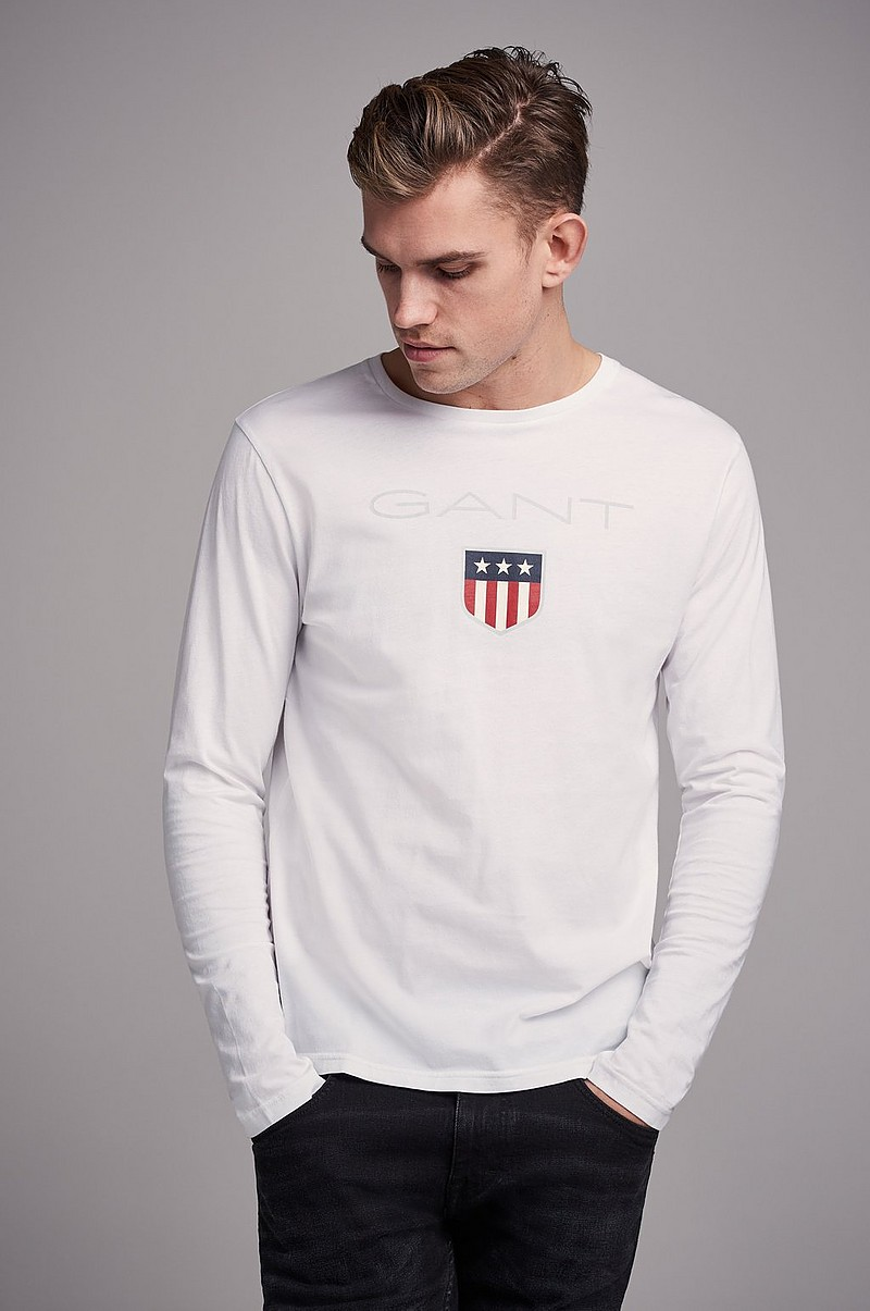 Genser Shield LS T-shirt