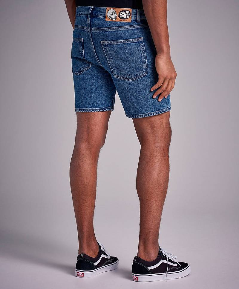 Denimshorts Sonic Short Norm Core