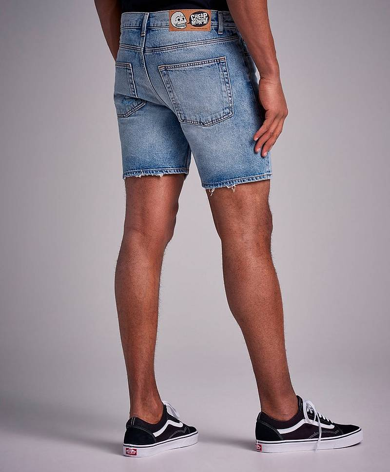 Denimshorts Sonic Short Hex Blue