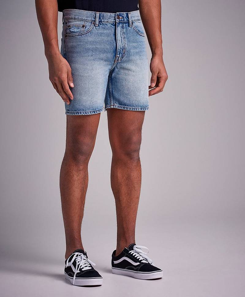 Jeansshorts Sonic Short Hex Blue