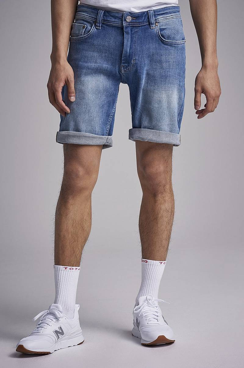 Jeansshorts Mike Short EB Element Blue