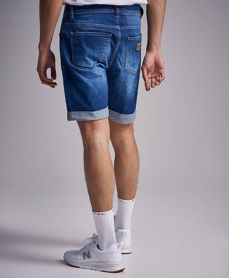 Jeansshorts Mike Short CB Collect Blue