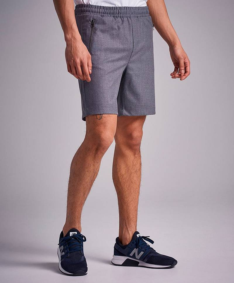 Flex Shorts 2.0 Bis Mid Grey Mel