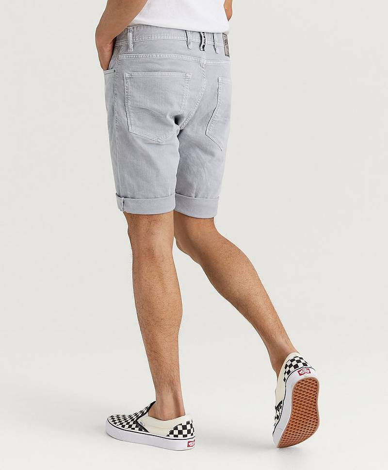 RBJ 901 Short Light Grey