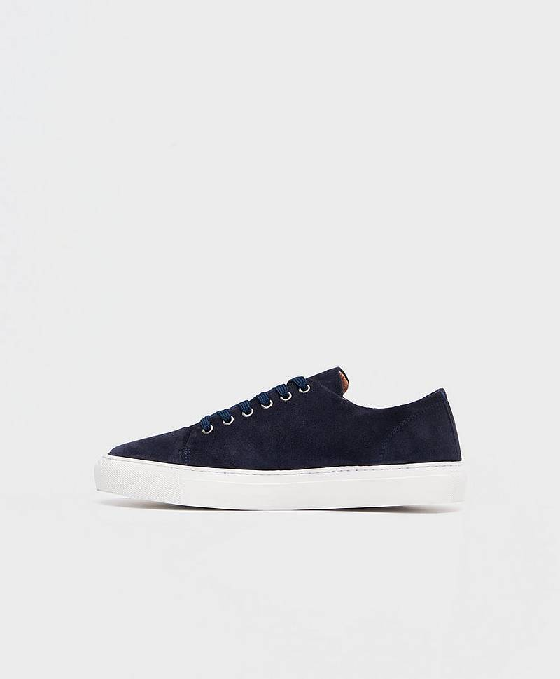 Albert Shoes Navy