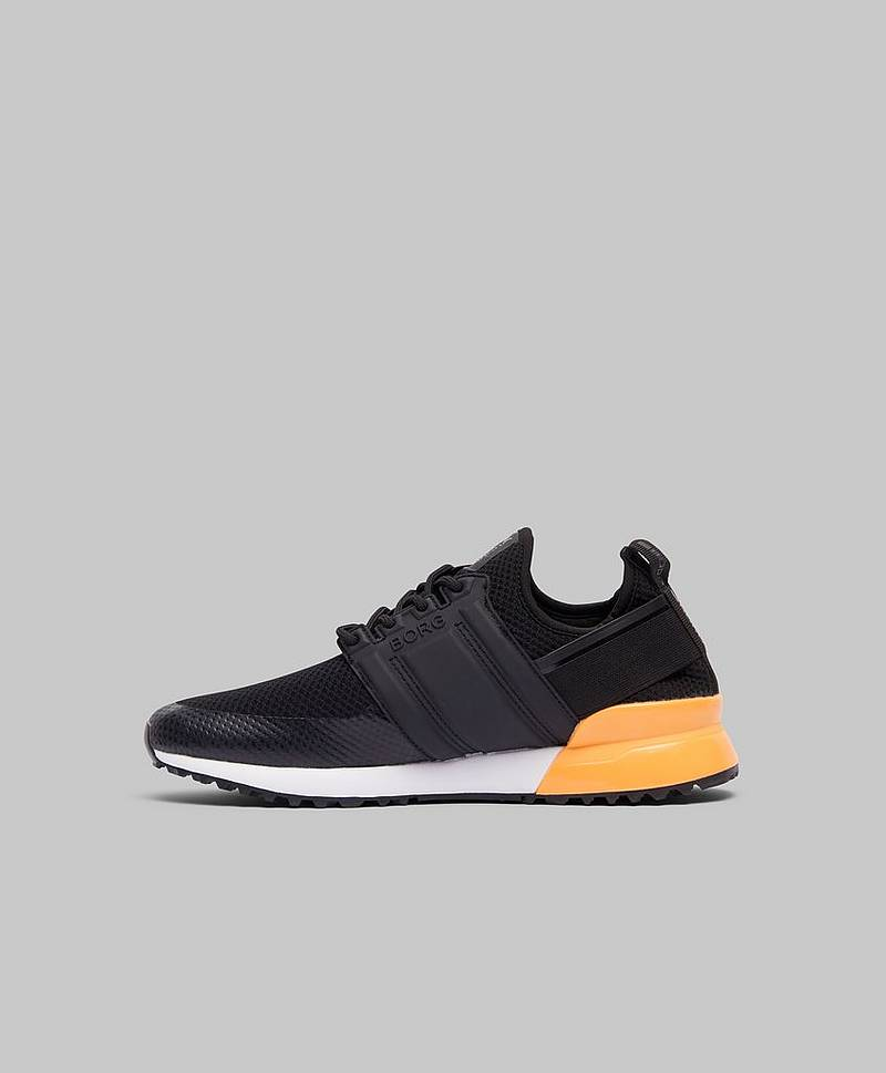 R220 Low Sck Tms M 0930 Black / Yellow
