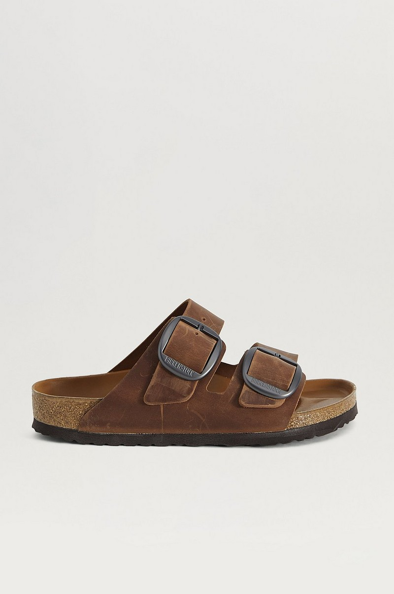Arzona Big Buckle Cognac