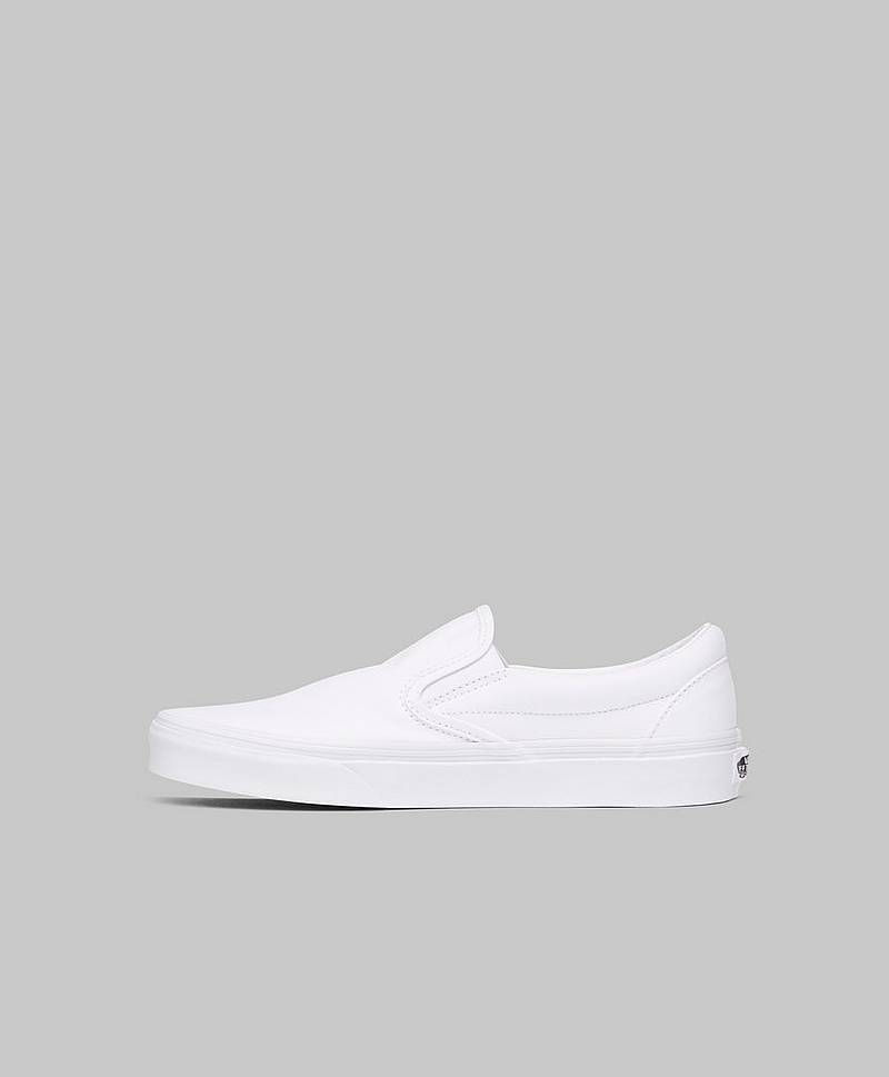UA Classic Slip - On True White