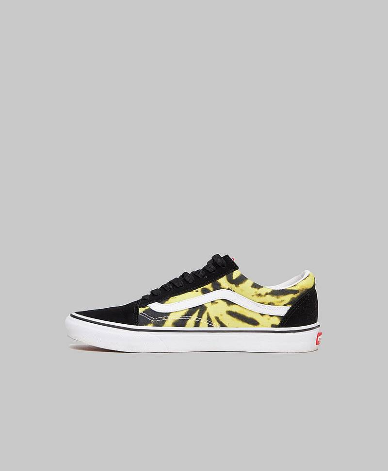 UA Old Skool Tie Dye Multi / Black