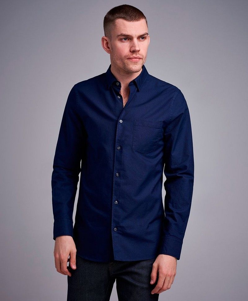 Skjorte Tim Oxford Shirt