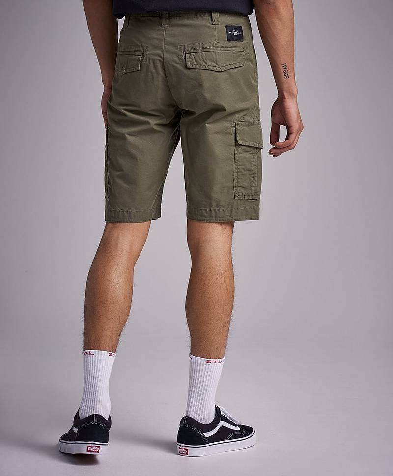 Grambysh Shorts Terrian green
