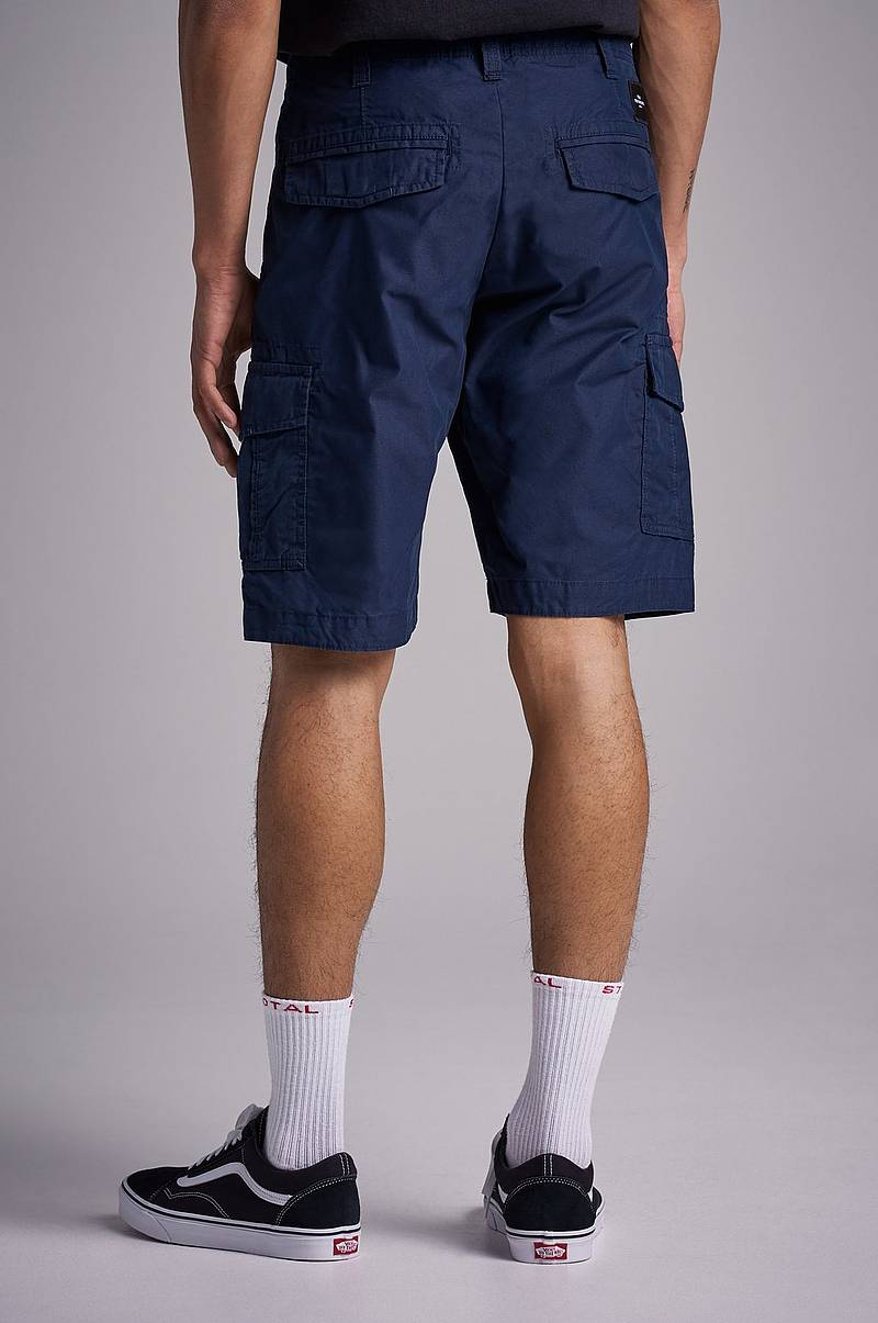 Shorts Grambysh Shorts Salute blue