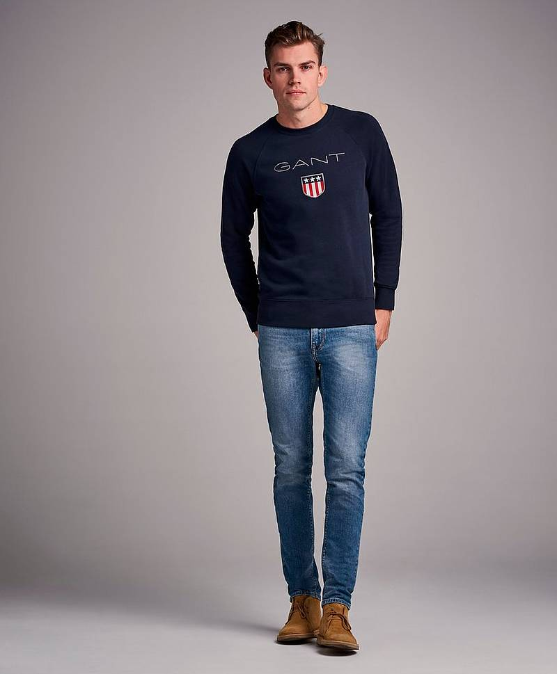 Sweatshirt Gant Shield C-Neck Sweat